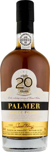 Palmer 20 Years Old White Port