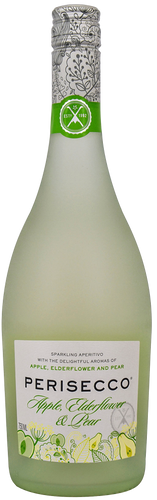 Perisecco Apple/Elderflower/Pear - Sparkling Aperitivo 5,5 % alc. vol.