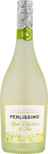 Perlissimo Apple, Elderflower & Pear - 5,5 % Sparkling Aperitivo