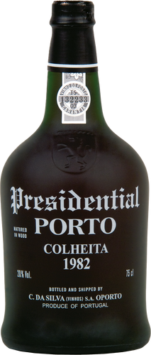 Prèsidential Colheita 1982 - single harvest tawny port