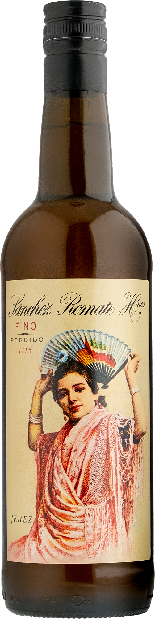Sanchez Romate - Fino Perdido 1/15 Butts - DO Jeréz / Xèrés / Sherry