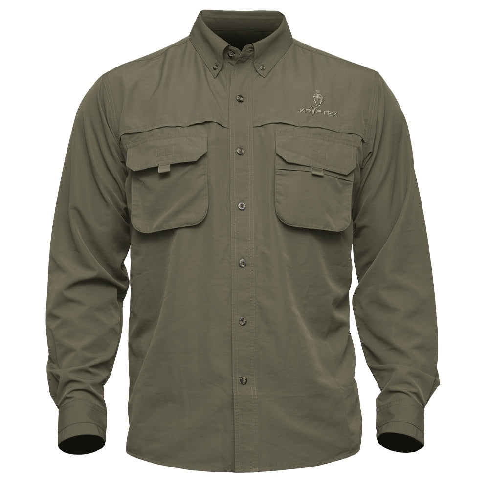 Adventure Shirt II Green