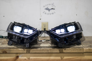 Ford Fusion (2013-2016) Mondeo Replica Headlight Retrofitting Service