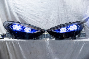 Ford Fusion (2017+) OEM Dual LED Projector Headlight Retrofitting Service