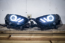 "Ford Fusion ""B-Stock"" Headlight Retrofitting Service"