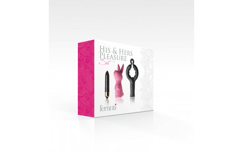 Rocks Off - His and Hers Pleasure Set
