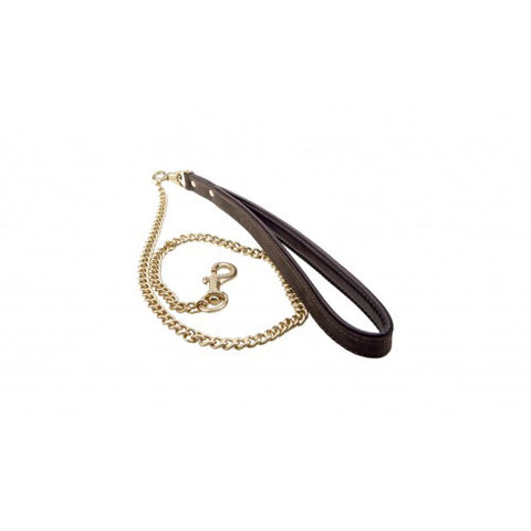Bound - Nubuck Leather Leash