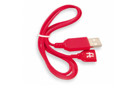 Fun Toys London - Gvibe2 Magnetic Charge Cable Red USB