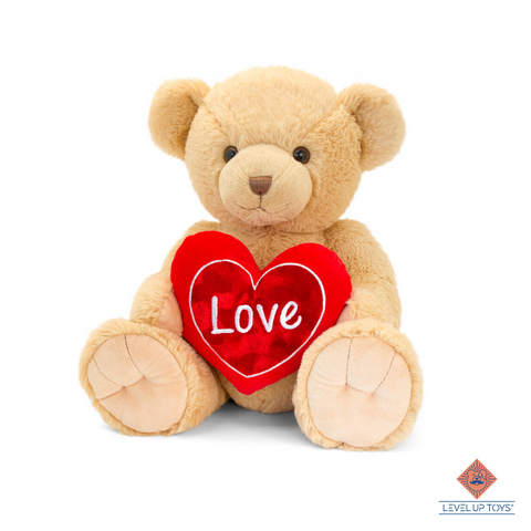 "Luxe teddy beer ""heart-love"" 50 cm"