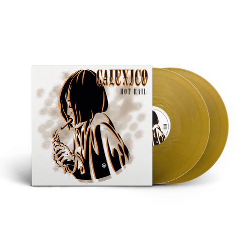 Hot Rail Limited Gold 2LP
