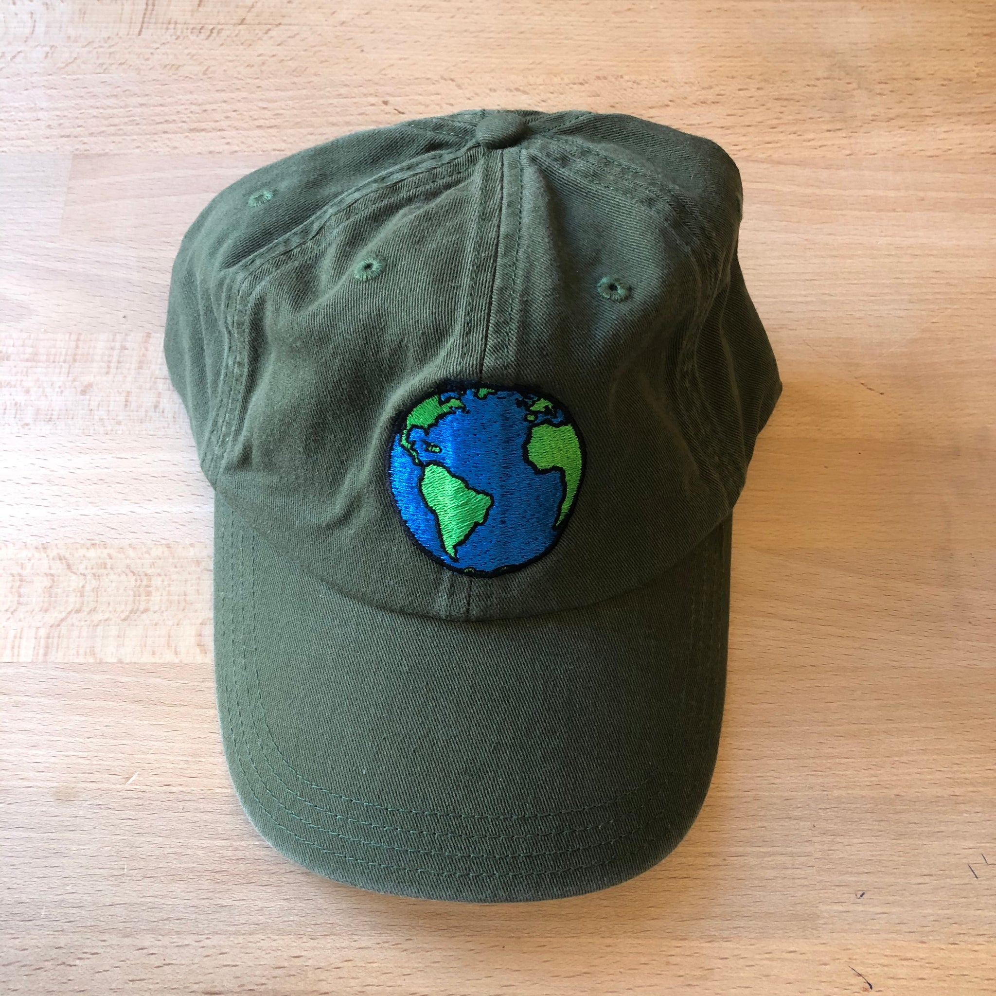 World Music Dad Cap