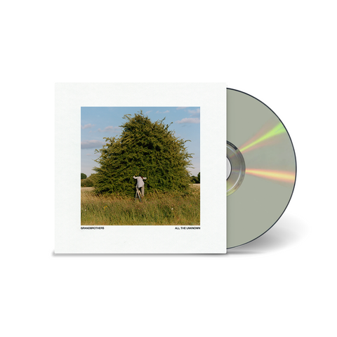 (PRE-ORDER) All the Unknown CD