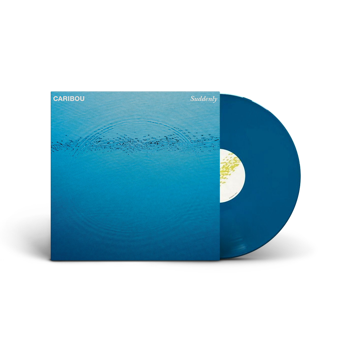 Suddenly - Limited Blue LP