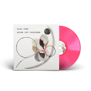 Never Not Together Limited Pink LP