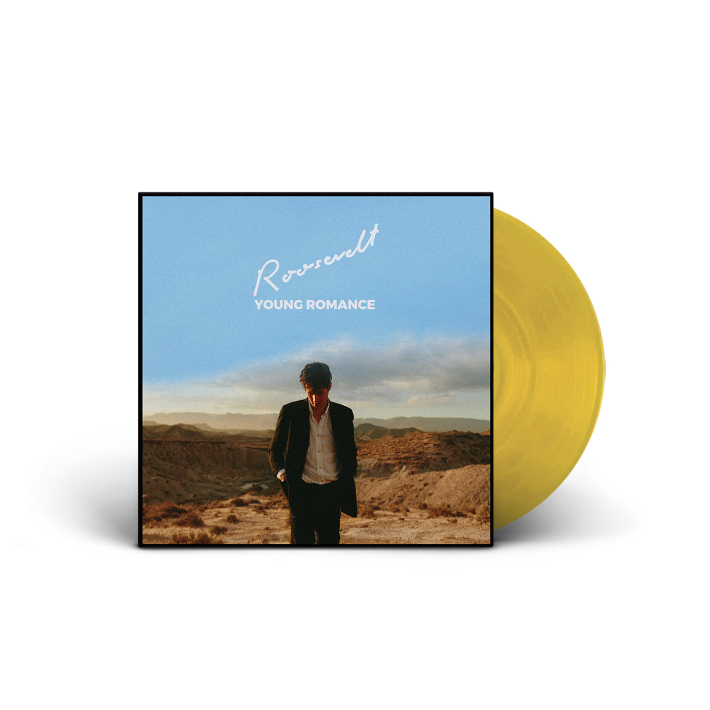 Young Romance Limited Yellow LP