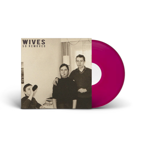 So Removed Limited Edition Purple LP