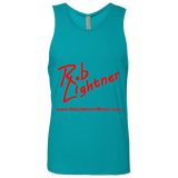 2019 Rob Lightner Summer Tour Red Logo NL3633 Next Level Men's Cotton Tank