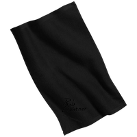 Rob Lightner Black Logo PT38 Port & Co. Rally Towel