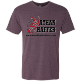 Nathan Shaffer 2018 Summer Tour NL6010 Next Level Men's Triblend T-Shirt