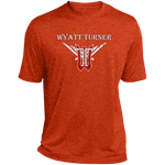 Wyatt Turner ST360 Heather Dri-Fit Moisture-Wicking T-Shirt