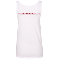 Nathan Shaffer - 882L Anvil Ladies' 100% Ringspun Cotton Tank Top