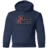 Nathan Shaffer 2018 Summer Tour CAR78TH Precious Cargo Toddler Pullover Hoodie