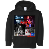 3am Album Art 3326 Rabbit Skins Toddler Fleece Hoodie