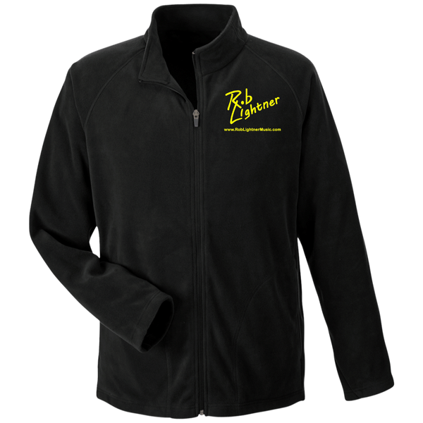 Rob Lightner Yellow Logo TT90 Team 365 Microfleece