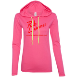 2019 Rob Lightner Summer Tour Pink Logo 887L Anvil Ladies' LS T-Shirt Hoodie
