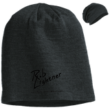 Rob Lightner Black Logo DT618 District Slouch Beanie