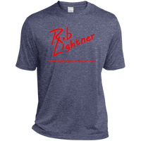 2019 Rob Lightner Summer Tour Red Logo ST360 Sport-Tek Heather Dri-Fit Moisture-Wicking T-Shirt