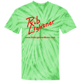2018 Rob Lightner Summer Tour Red Logo CD100Y Youth Tie Dye T-Shirt