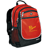 Rob Lightner Yellow Logo 711140 OGIO Rugged Bookbag