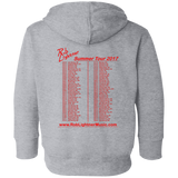 Rob Lightner 2017 Summer Tour - 3326 Rabbit Skins Toddler Fleece Hoodie
