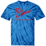 Rob Lightner Red Logo Tie Dye Shirt Today!!! CD100Y Youth Tie Dye T-Shirt