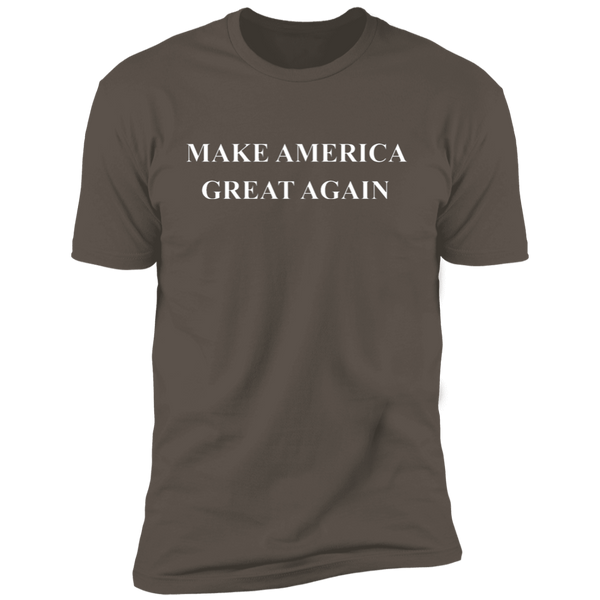 Make America Great Again NL3600 Next Level Premium Short Sleeve T-Shirt
