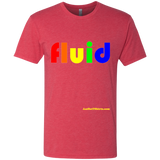 Fluid - NL6010 Next Level Men's Triblend T-Shirt