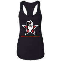"Merch Table Online ""Official"" NL1533 Next Level Ladies Ideal Racerback Tank"