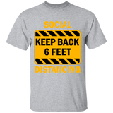 Social Distancing - G500 5.3 oz. T-Shirt