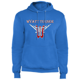 Wyatt Turner PC78H Core Fleece Pullover Hoodie