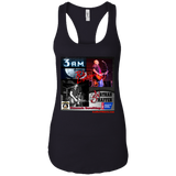 3am Album Art NL1533 Next Level Ladies Ideal Racerback Tank