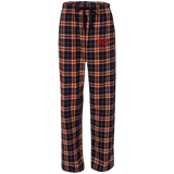 Rob Lightner Red Logo F20 Boxercraft Unisex Flannel Pants