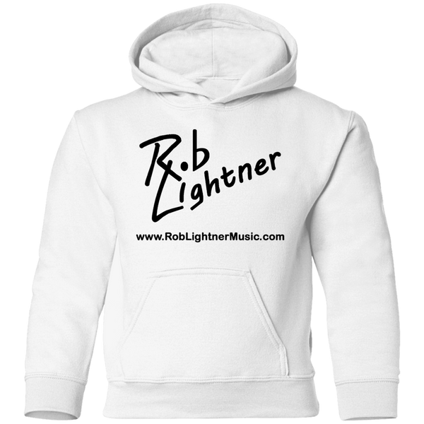2019 Rob Lightner Summer Tour Black Logo CAR78TH Precious Cargo Toddler Pullover Hoodie