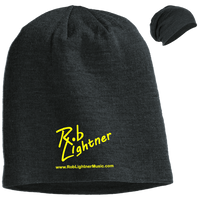 Rob Lightner Yellow Logo DT618 District Slouch Beanie