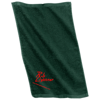 Rob Lightner Red Logo PT38 Port & Co. Rally Towel