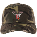 Wyatt Turner DT600 Distressed Dad Cap