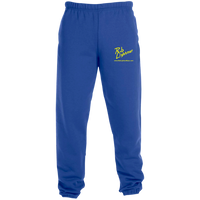 Rob Lightner Yellow Logo 4850MP Jerzees Sweatpants with Pockets
