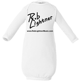 2019 Rob Lightner Summer Tour Black Logo 4406 Rabbit Skins Infant Layette