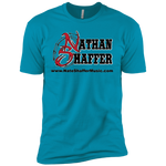 Nathan Shaffer 2018 Summer Tour NL3310 Next Level Boys' Cotton T-Shirt