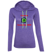 I Survived CoronaVirus 2020 - 887L Ladies' LS T-Shirt Hoodie